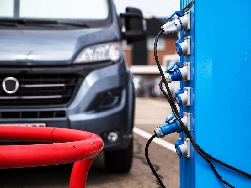 How delivery firms are making the last mile electric